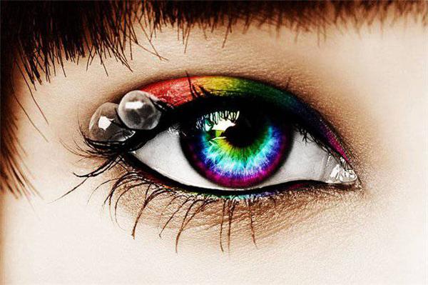 Самая красивая картинка женские глаза
