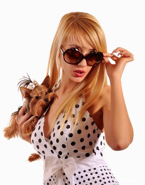 фото девушек с майл