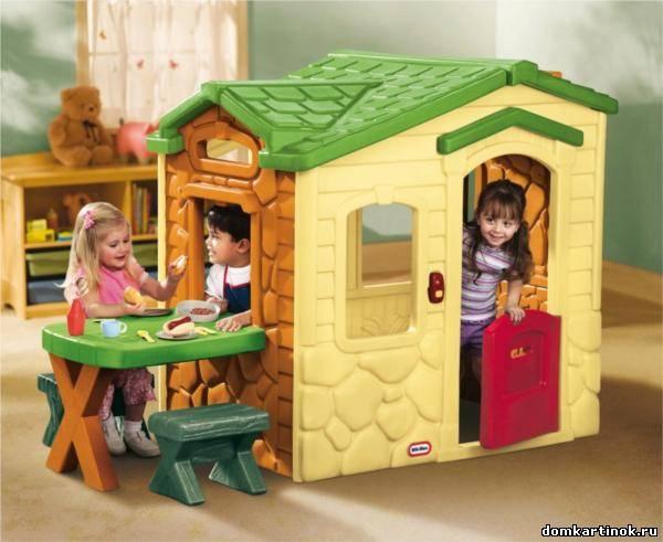Домик для детей в квартиру