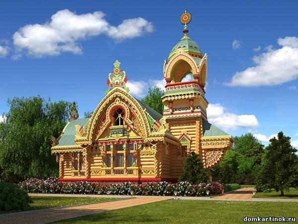 Русская народная изба: лучшие шедевры деревянного зодчества